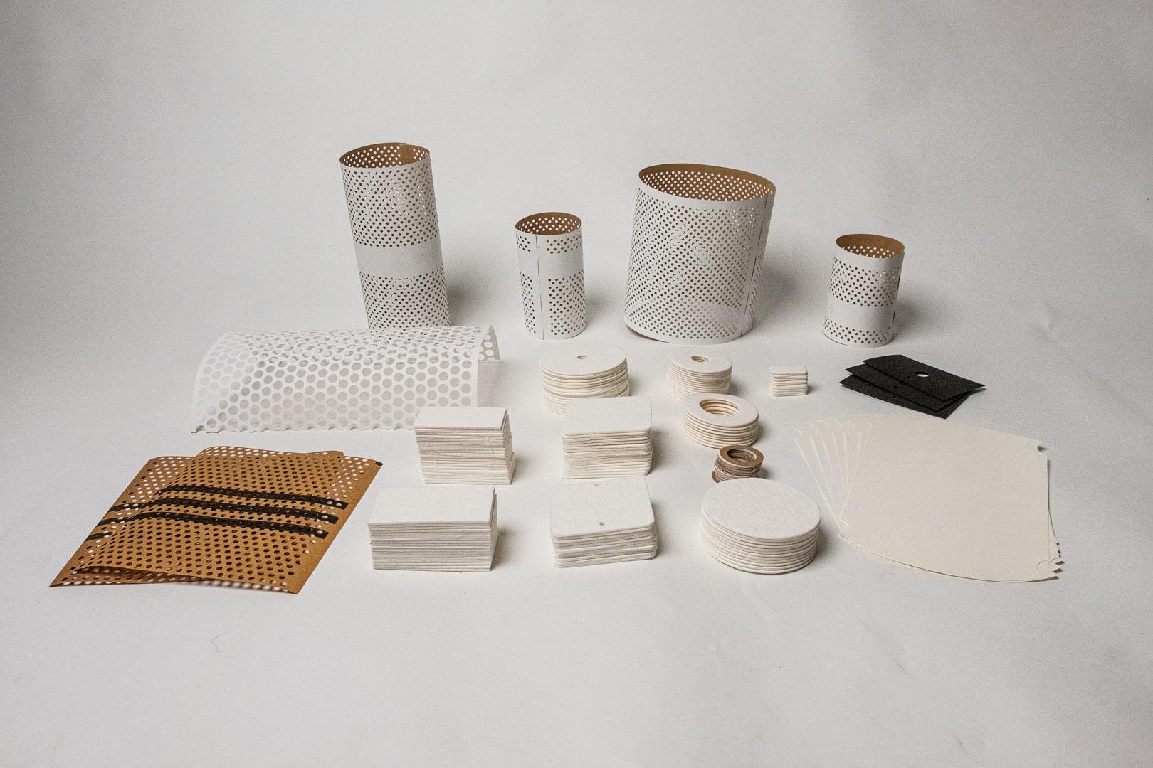blotter paper converting - blotting paper