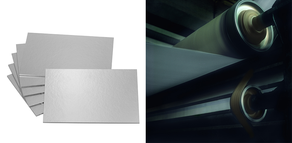 Coated Blotting Paper