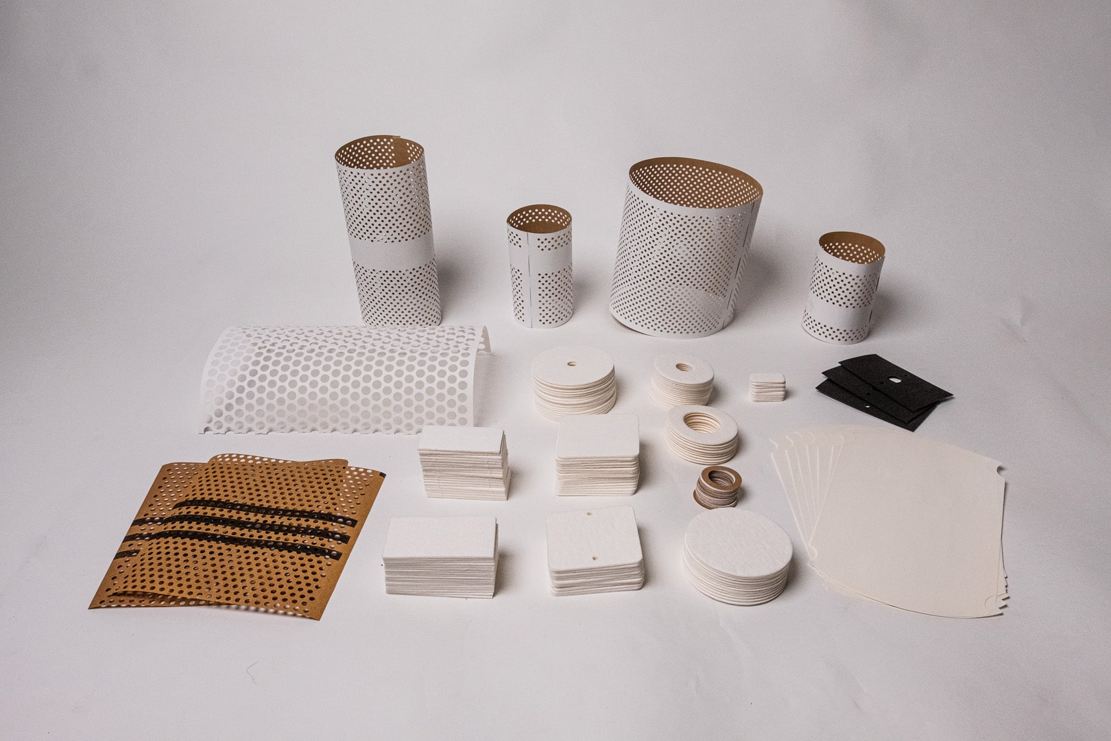 specialty paper materials
